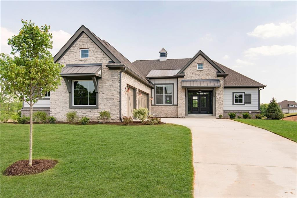 Photo of home for sale at 12771 Granite Ridge Circle, Fishers IN