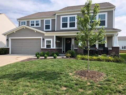 Photo of home for sale at 11215 Corsair Place, Noblesville IN