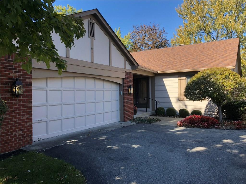 Photo of home for sale at 7426 Longleat Road Unit# 0, Indianapolis IN