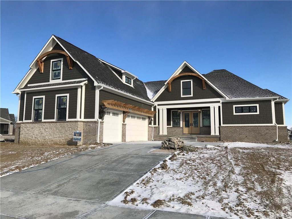 Photo of home for sale at 460 Chatham Hills Boulevard, Westfield IN