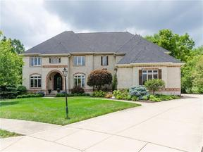 Property for sale at 10470 Roxley Bend, Carmel,  Indiana 46032